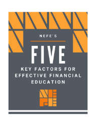 Five Key Factors for Effective Financial Education