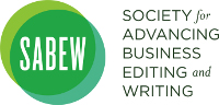 Society for Advancing Business Editing and Writing