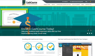 CashCourse website