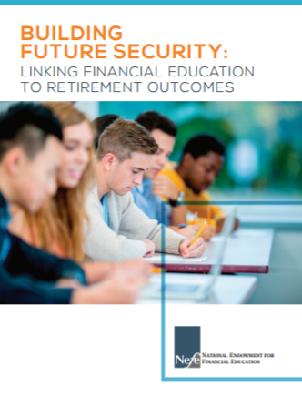 Cover of Building Future Security: Linking Financial Education to Retirement Outcomes