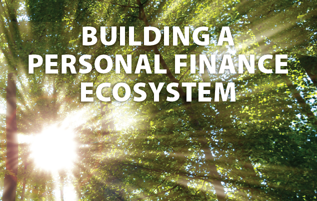building a personal finance ecosystem